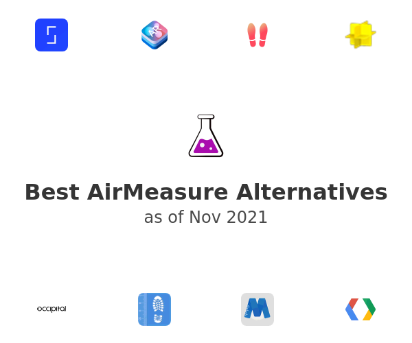 Best AirMeasure Alternatives