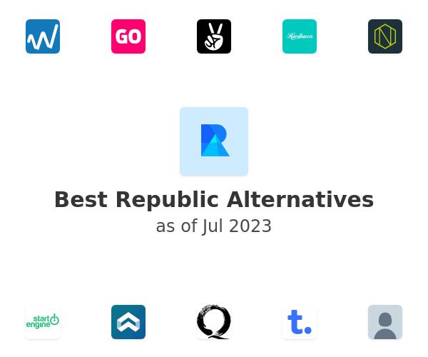 Best Republic Alternatives