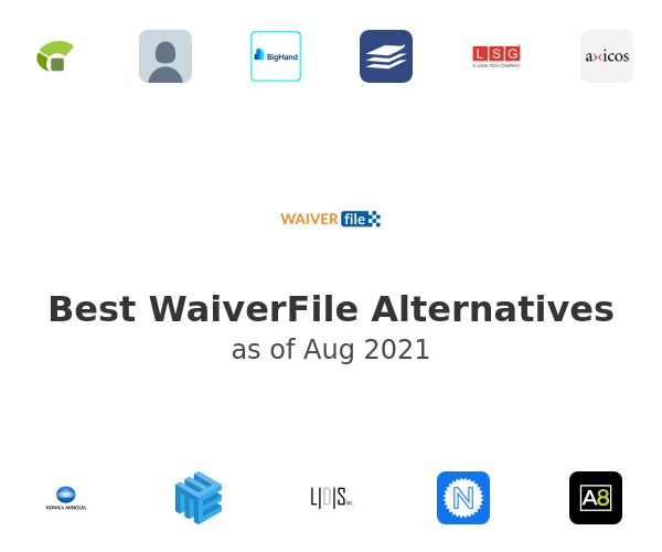 Best WaiverFile Alternatives