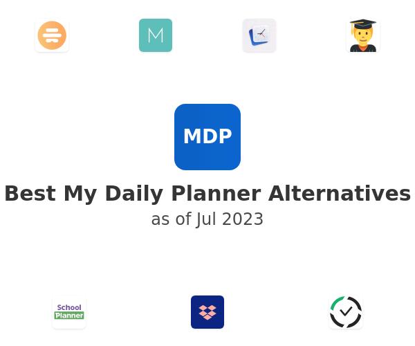 Best My Daily Planner Alternatives