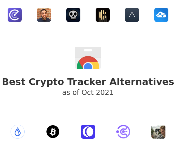 Best Crypto Tracker Alternatives