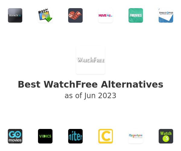 Best WatchFree Alternatives