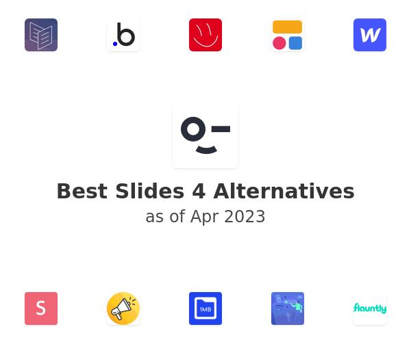 Best Slides 4 Alternatives