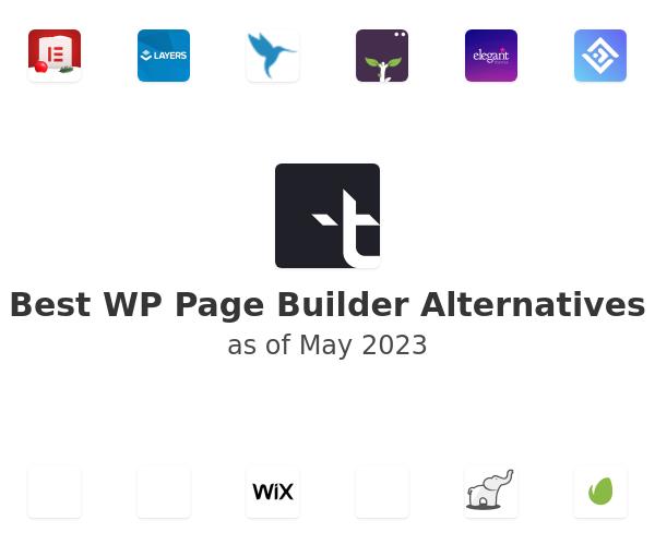 Best WP Page Builder Alternatives