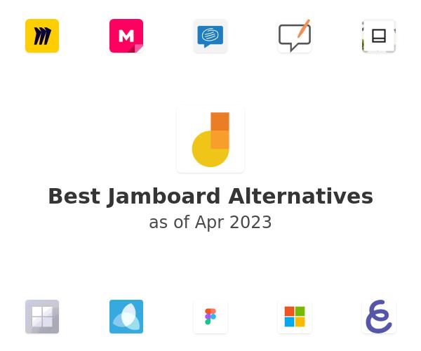 Best Jamboard Alternatives