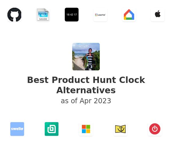 Best Product Hunt Clock Alternatives