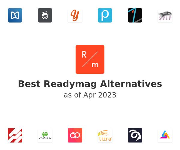 Best Readymag Alternatives