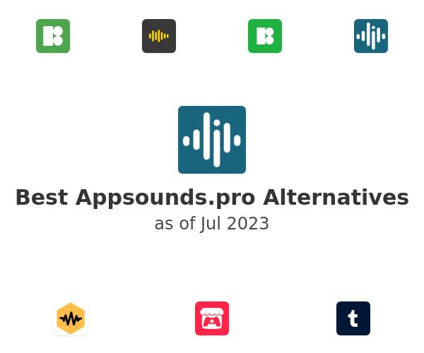 Best Appsounds Alternatives