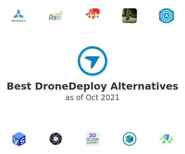 Best DroneDeploy Alternatives