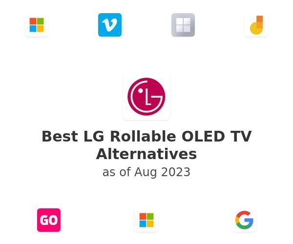 Best LG Rollable OLED TV Alternatives