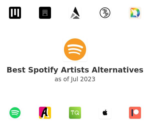 Best Spotify Artists Alternatives