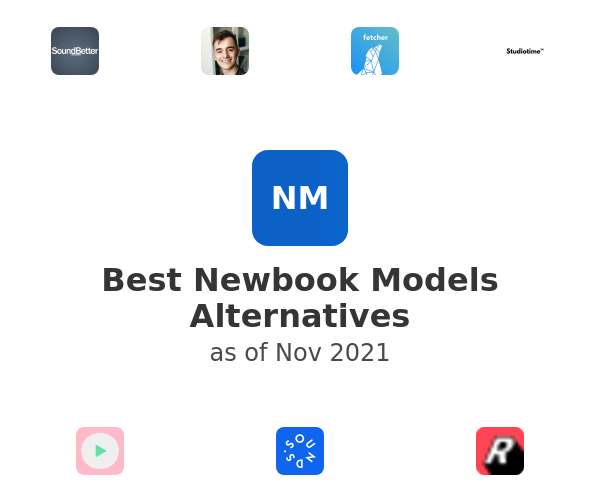 Best Newbook Models Alternatives