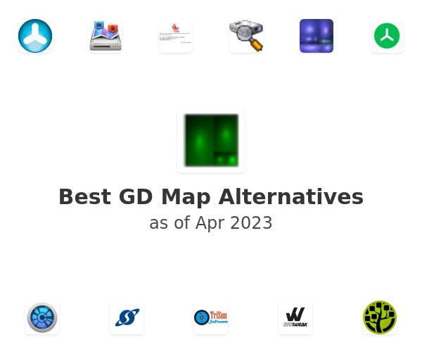 Best GD Map Alternatives
