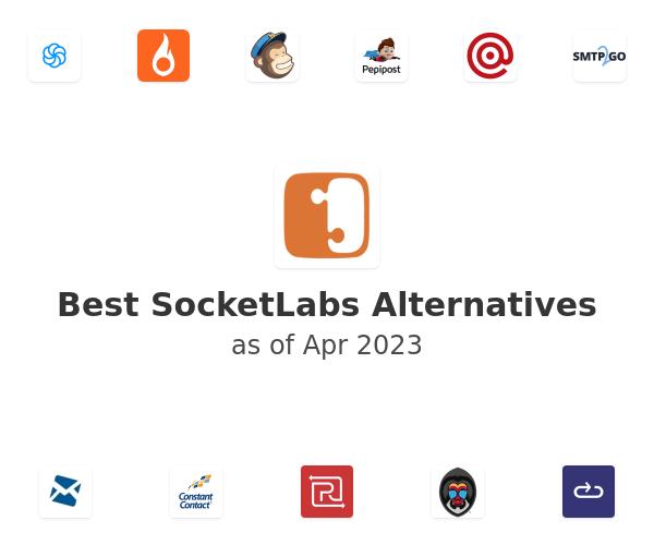 Best SocketLabs Alternatives
