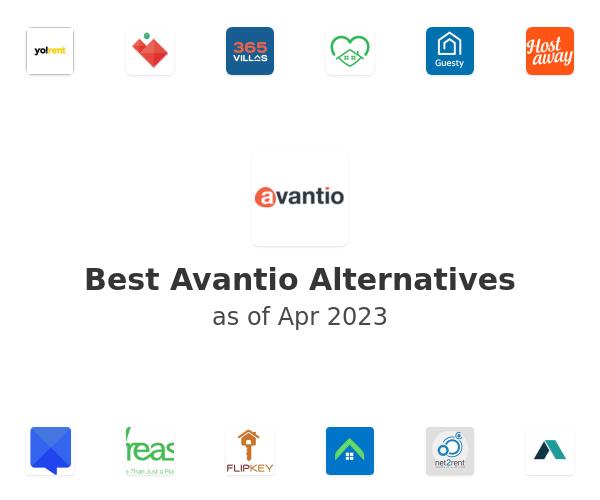Best Avantio Alternatives