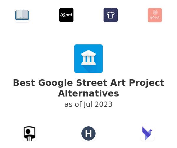 Best Google Street Art Project Alternatives