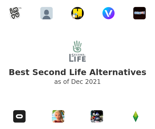 Best Second Life Alternatives