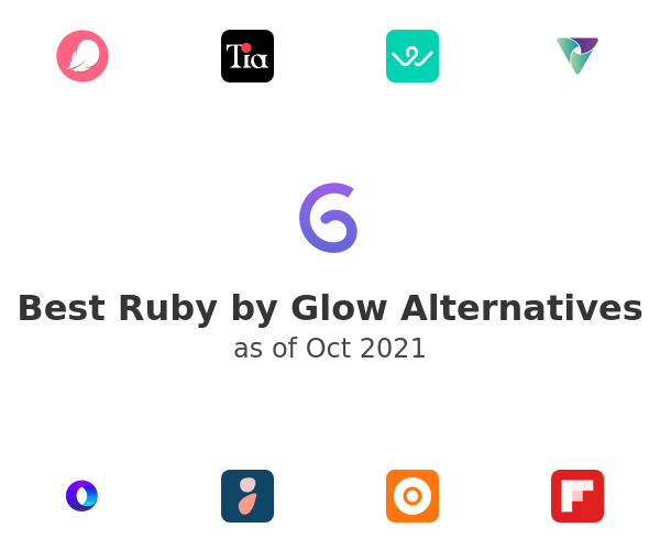 Best Ruby by Glow Alternatives