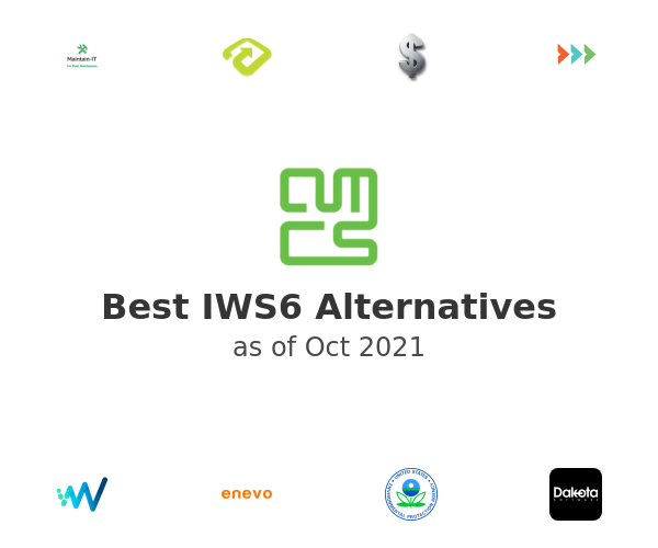 Best IWS6 Alternatives