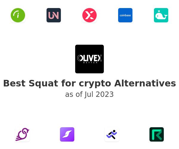 Best Squat for crypto Alternatives