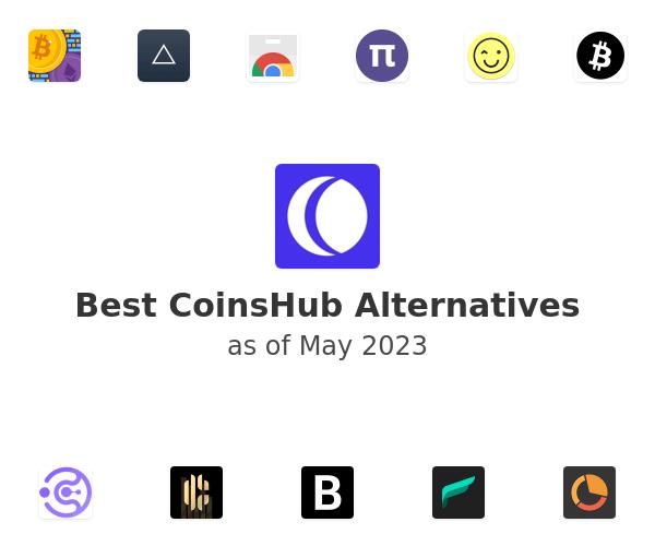 Best CoinsHub Alternatives