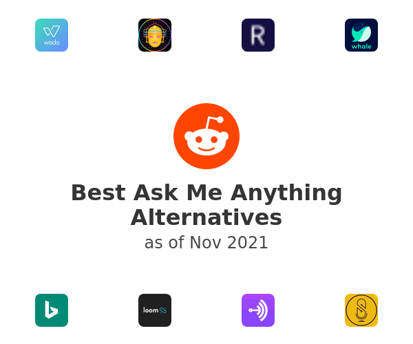 Best Ask Me Anything Alternatives