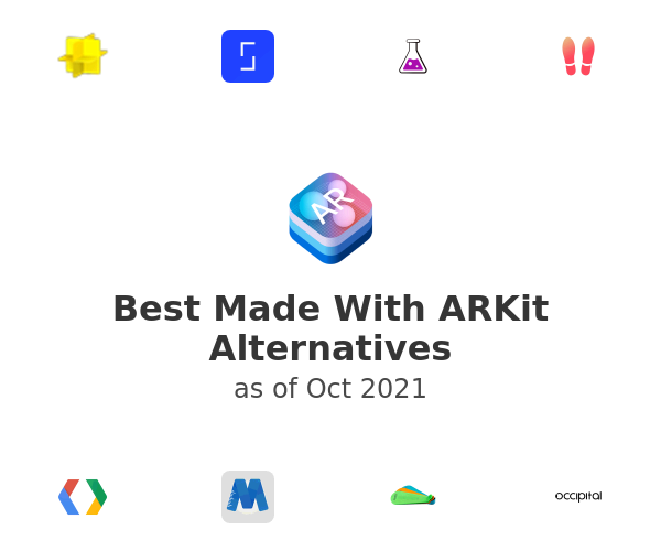 Best Made With ARKit Alternatives