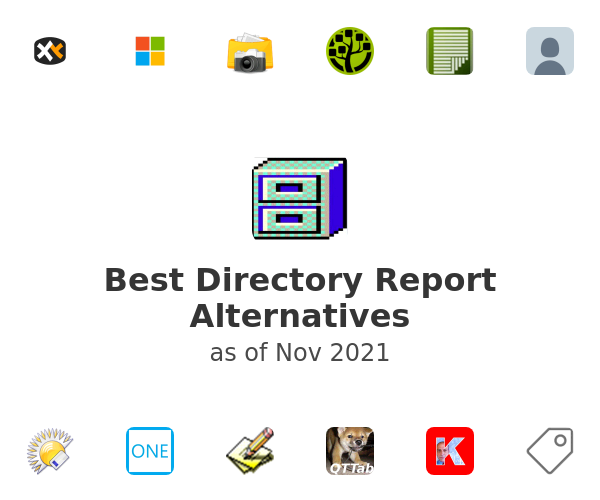 Best Directory Report Alternatives