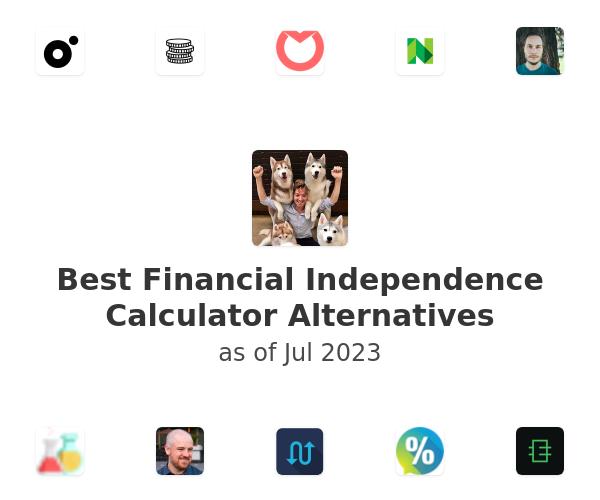 Best Financial Independence Calculator Alternatives
