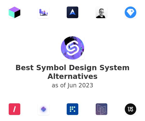 Best Symbol Design System Alternatives