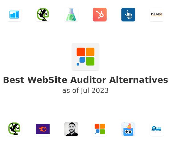 Best WebSite Auditor Alternatives
