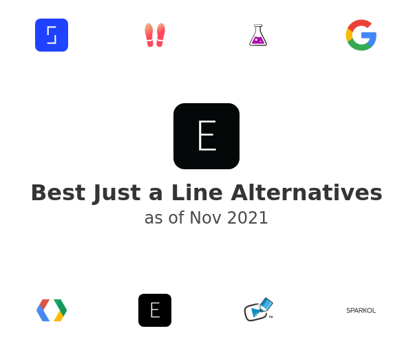 Best Just a Line Alternatives