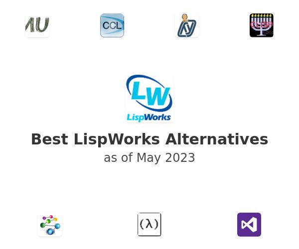 Best LispWorks Alternatives