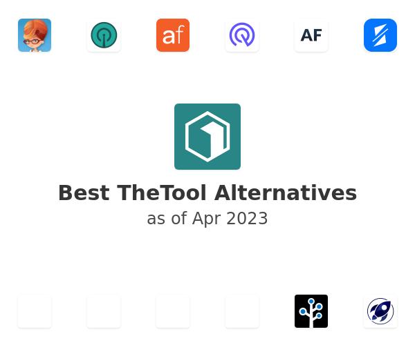 Best TheTool Alternatives