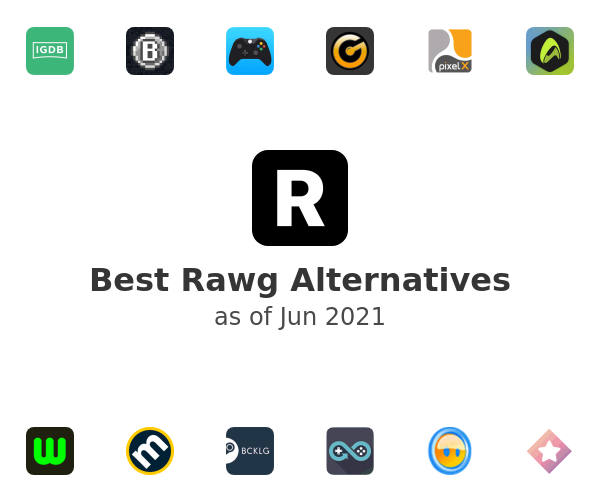 Best Rawg Alternatives