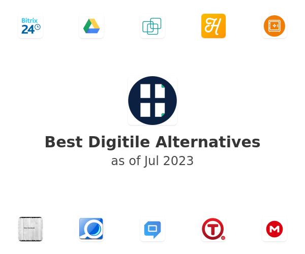 Best Digitile Alternatives