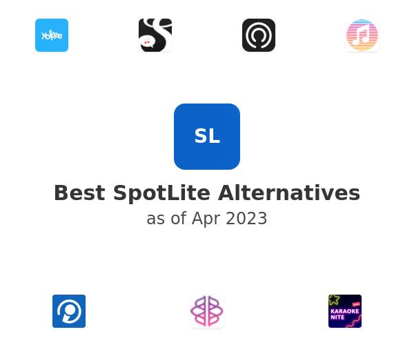 Best SpotLite Alternatives