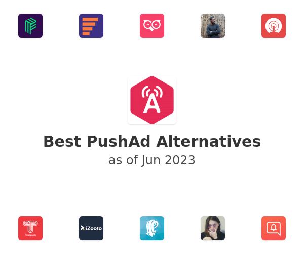Best PushAd Alternatives