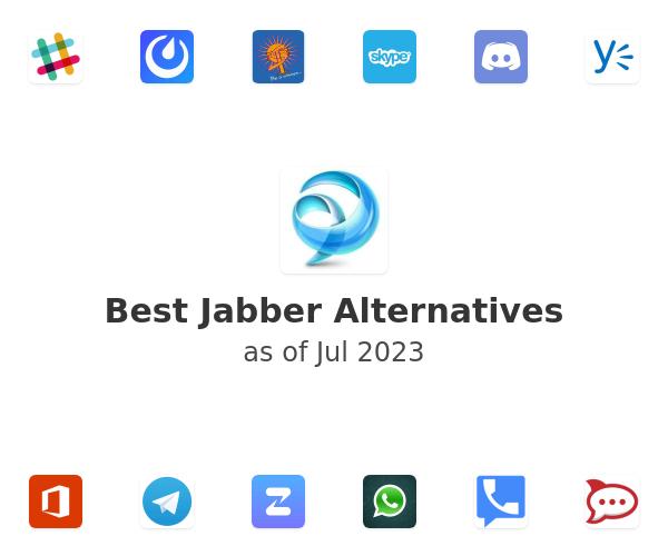 Best Jabber Alternatives