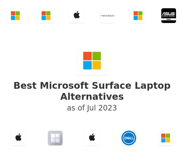 Best Microsoft Surface Laptop Alternatives