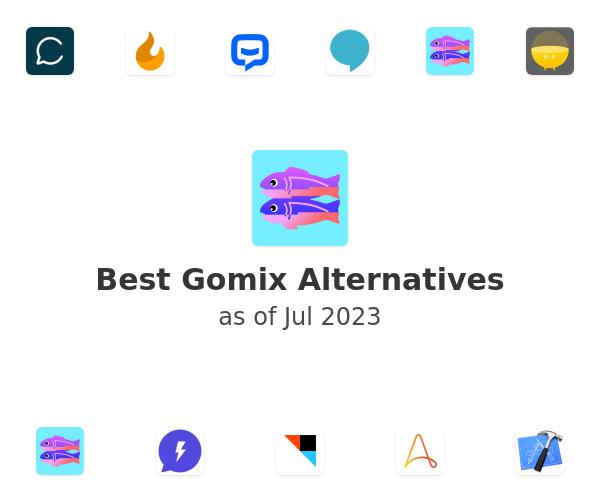 Best Gomix Alternatives