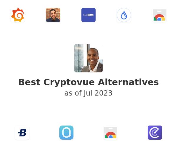 Best Cryptovue Alternatives