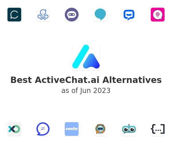 Best ActiveChat.ai Alternatives