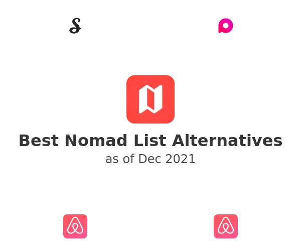 Best Nomad List Alternatives