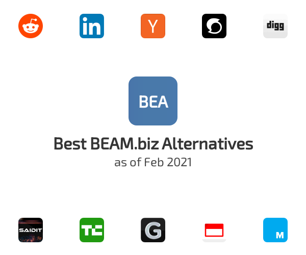 Best BEAM.biz Alternatives