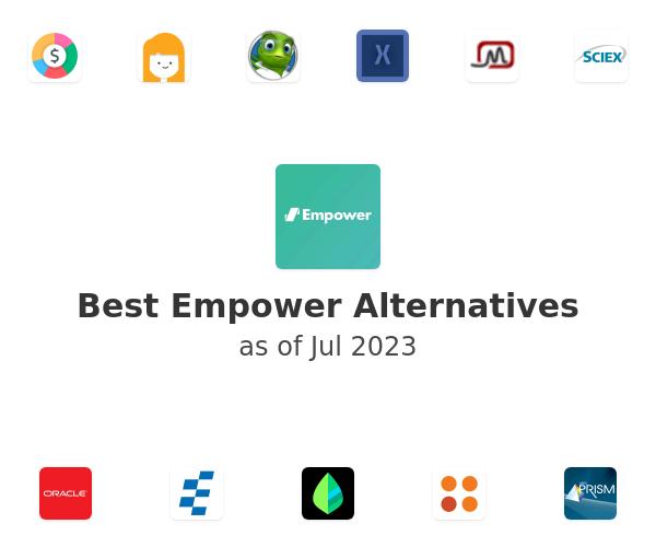 Best Empower Alternatives