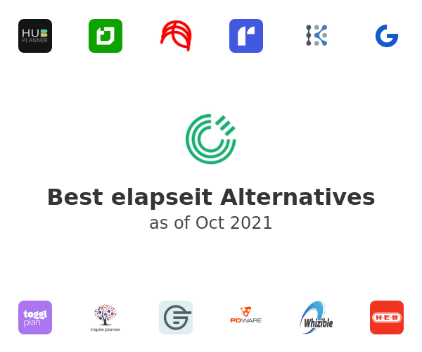 Best elapseit Alternatives