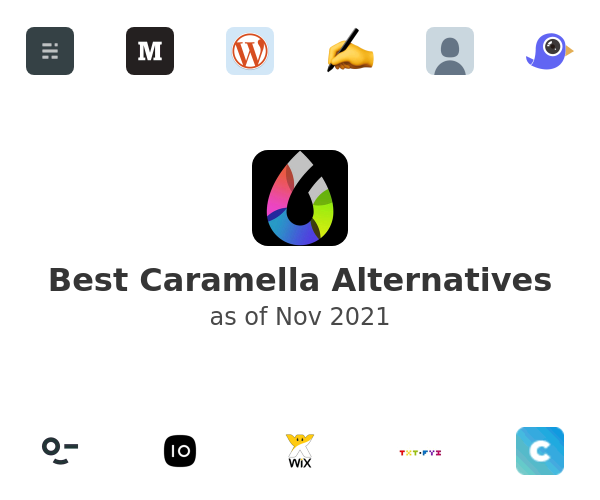 Best Caramella Alternatives