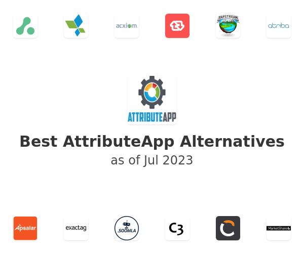 Best AttributeApp Alternatives