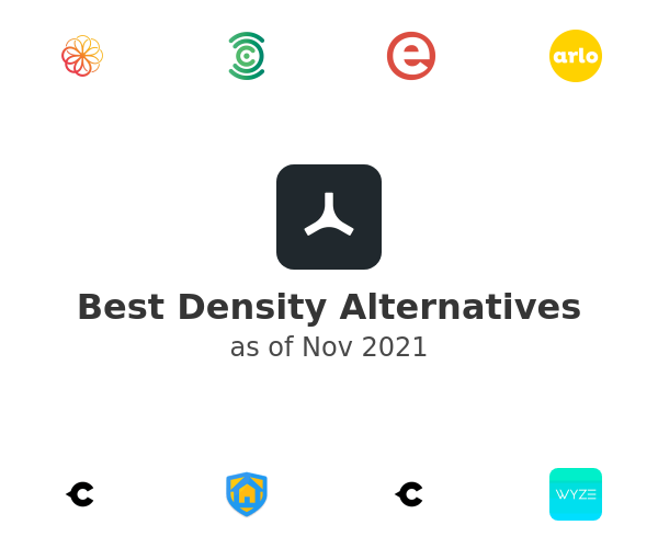 Best Density Alternatives
